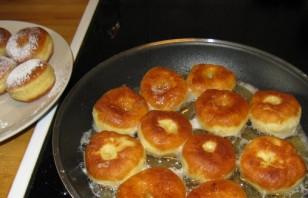 Пончики рецепт классический - фото шаг 6