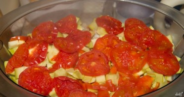 Индейка в пароварке с овощами  - фото шаг 3