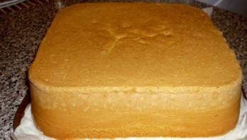 "Торт ""Лиза Симпсон"" - фото шаг 5"