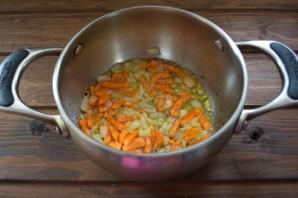 Суп с колбасой - фото шаг 2