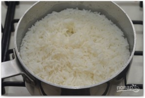 Рис с ананасами - фото шаг 2