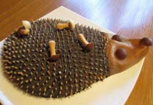 Торт на день рождения девочке 5 лет - фото шаг 7