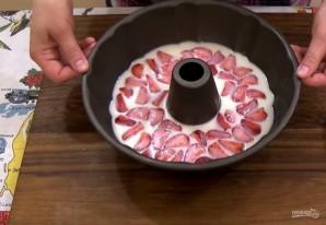 Молочно-сливочное желе с ягодами - фото шаг 4
