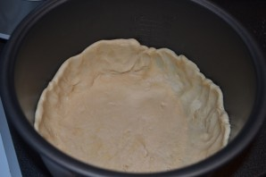 Пирог с курицей в мультиварке - фото шаг 7