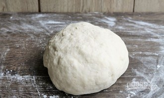 Тесто на пельмени - фото шаг 3