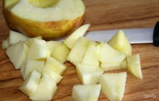Диетический фруктовый салат - фото шаг 2