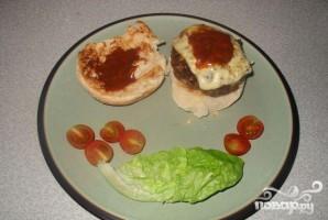 Домашние бургеры - фото шаг 2