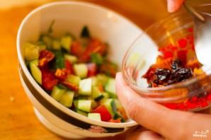 Салат из кускуса - фото шаг 2