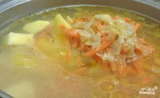 Гороховый суп для похудения - фото шаг 5