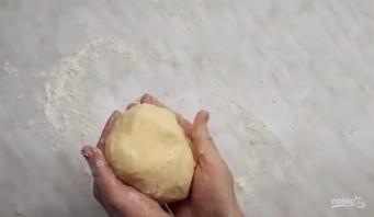 Нежный малиновый чизкейк с хрустящей корочкой - фото шаг 2