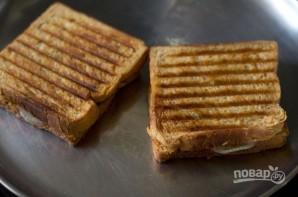 Сэндвичи дома - фото шаг 4