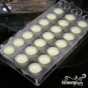 Шоколадно-кокосовые конфеты - фото шаг 3
