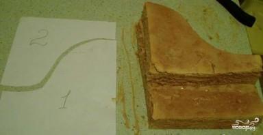"""Торт """"Пианино"""" - фото шаг 4"""