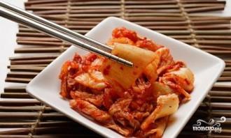 Кимчи из пекинской капусты - фото шаг 4