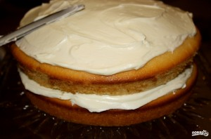 Торт из сметаны классический - фото шаг 4