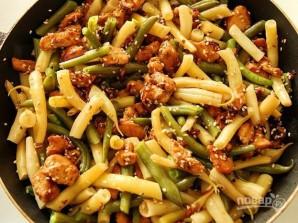 Курица с фасолью по-китайски - фото шаг 8