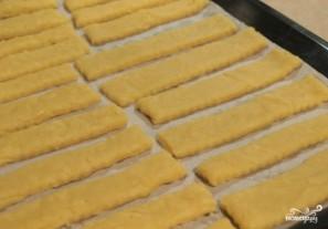 Сырное печенье с кунжутом - фото шаг 8