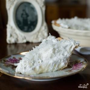 Кокосовый кремовый пирог - фото шаг 13