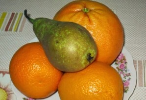 Смузи из грейпфрута для похудения - фото шаг 1