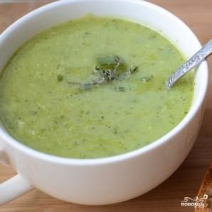 Крем-суп из цукини - фото шаг 6