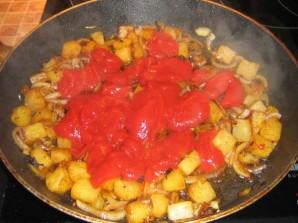 Говядина в кисло-сладком соусе - фото шаг 7