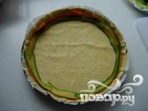 Овощной пирог - фото шаг 8