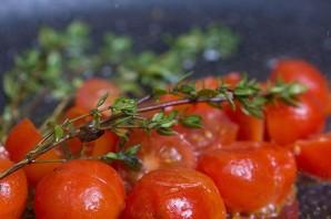 Баранина жареная на сковороде с луком - фото шаг 8
