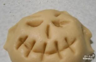 Песочный пирог с меренгой и вишней - фото шаг 4
