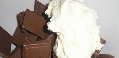 Шоколадно-карамельные пирожные - фото шаг 4