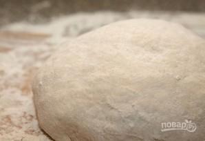 Бездрожжевое тесто на воде - фото шаг 6