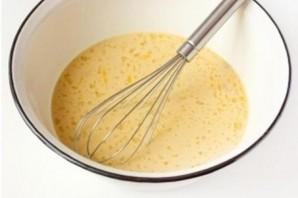 Вкусные блинчики с грибами и сыром - фото шаг 1