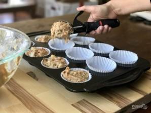 Маленькие кексы в формочках - фото шаг 3