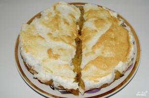 Лимонный торт - фото шаг 12
