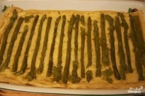 Пирог с картофелем и спаржей - фото шаг 3