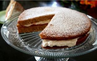 Пирог из блинов - фото шаг 3