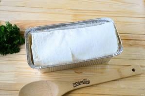 Макароны под сыром в лаваше - фото шаг 4
