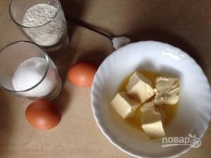 Рецепт вафельного теста для электровафельницы - фото шаг 1