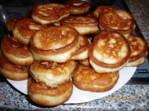 "Торт ""Черепаха"" на сковороде - фото шаг 2"