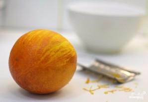 Сочный апельсиновый пирог - фото шаг 1