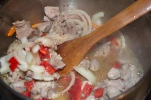Мясо с рисом - фото шаг 4