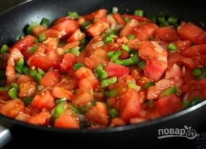 Мексиканский суп с фасолью - фото шаг 9