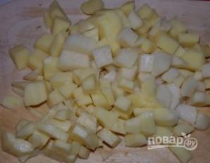 Суп из консервированной кукурузы - фото шаг 1