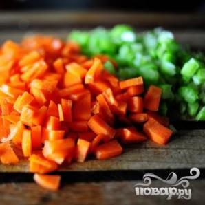 Итальянский суп с фрикадельками - фото шаг 6