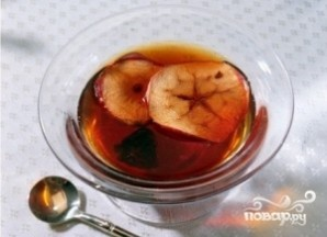 Компот из сухих яблок - фото шаг 6