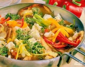 Картофель по-гречески - фото шаг 9