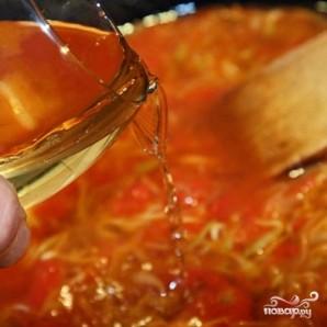 Заправочный рыбный суп - фото шаг 6