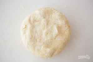 Песочное тесто (на сметане) - фото шаг 7