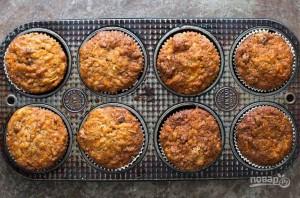 Морковно-яблочные кексы - фото шаг 4