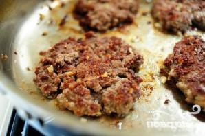 Говядина с картофелем-фри и соусом - фото шаг 3