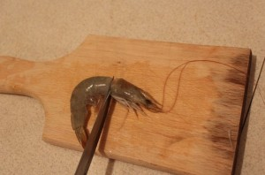 Креветки в соевом соусе жареные - фото шаг 2